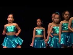 Naz AYDIN - Özel Emine Örnek İlkokulu - 2015 Modern Dans Gösterisi (7 yaş) - YouTube