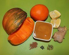Тыквенно-медовое витаминное пюре. Повышаем иммунитет/