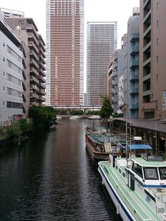 Shibaura, in morning of one day.