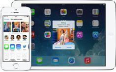 AirDrop, cómo compartir archivos desde iPad con iOS 7