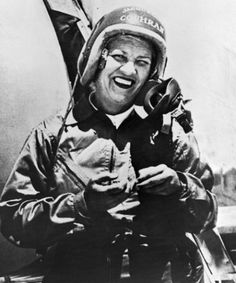 1906 - 1980PIONEERING PILOT The first woman to break the sound barrier, she might have been the first woman astronaut — but apparently NASA wasn't ready: Thirteen women, including Cochran, were invited to train, then disinvited in 1961 (though some outperformed male trainees).