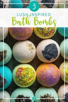 DIY Masque : Description Learn how to make 3 simple Lush-inspired bath bombs using all-natural ingredients. These diy bath bomb recipes smell heavenly and are so easy to make. Pin to your diy beauty board for later! Bath Boms Diy, Homemade Bath Bombs, Diy Lush Bath Bombs, Recipe For Bath Bombs, Making Bath Bombs, Natural Bath Bombs, Diy Masque, Savon Soap, Bombe Recipe