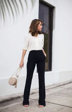 LOVIKA | 13 Spring outfits for Work - These are perfectly casual business attire for young professional office style