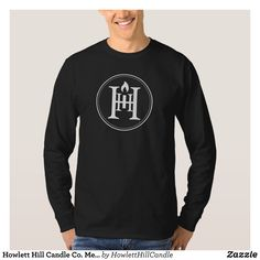 Howlett Hill Candle Co. Mens Long Sleeve Tshirt - Heavyweight Pre-Shrunk Shirts By Talented Fashion & Graphic Designers - #sweatshirts #shirts #mensfashion #apparel #shopping #bargain #sale #outfit #stylish #cool #graphicdesign #trendy #fashion #design #fashiondesign #designer #fashiondesigner #style