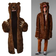 Workaholics - Bear Coat