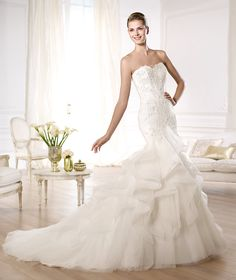 OLATE, Vestido Noiva 2014