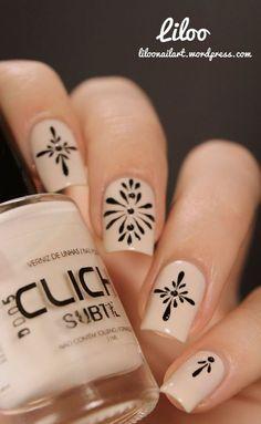 18 Chic Nail Designs for Short Nails: #3. Chic Short Nail Design
