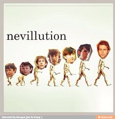 I love this (and by this I mean neville)