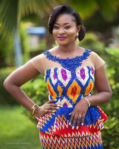 Dearest Lovebirds, What a way to style yourselves with Kente combined with Velvet? Have you seen people dress gorgeously with Kente and Velvet? Trust us, we know what makes you look cute. Latest African Fashion Dresses, African Print Dresses, African Print Fashion, Africa Fashion, African Dress, Fashion Prints, Ankara Fashion, African Clothes, Fashion Outfits