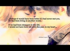 Image about love in Quotes by AlinaB on We Heart It Brilliant Legacy, Drama Quotes, Another World, Lyric Quotes, Music Lyrics, Korean Drama, Picture Quotes, Kdrama, Find Image