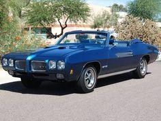 1970 Pontiac GTO RA III Convertible