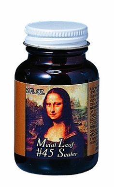 Speedball Mona Lisa 2-Ounce Water-based Sealer for Metal Leaf Speedball http://www.amazon.com/dp/B001TSHOPG/ref=cm_sw_r_pi_dp_vId4wb0XAZDY1