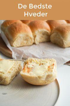 Danish Food, Dough Recipe, Bread Baking, Bon Appetit, Bread Recipes, Camembert Cheese, Nom Nom, 3d Printing, Food And Drink
