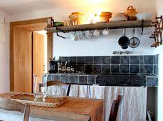 Inspirez-vous de ces crédences pour apporter une touche déco originale à votre cuisine !