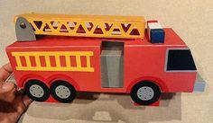 3d Fire Truck Box Construction Tutorial