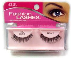 I wear these everyday. Best eyelashes, I get compliments everyday. Full eyelash look, comfortable. Ardell - 120 Black Demi.