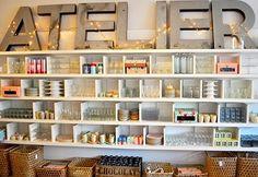 Consultez l'article : Idée pour atelier sur Freed'Home Deco. Retrouvez également toute l'actualité de la déco de la maison, les bons conseils décoration, les achats d'objets à ne pas manquer sont sur Freed'Home Déco, le blog décoration de la maison.