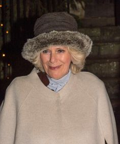 Camilla, Duchess Of Cornwall, 2012