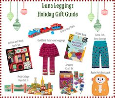 Our Pop-Out San Francisco in a Luna Leggings Holiday Gift Guide.