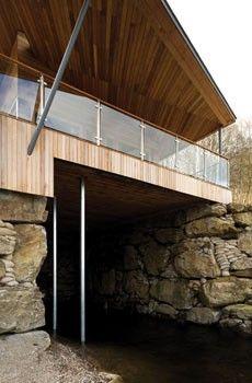 loch tay boat house - Google Search