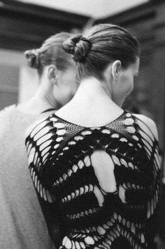 Mathtastic Web Fashion: Jean Paul Gaultier's Spring 2009 Couture is Geometric Genius