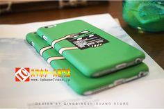 緑色7plusケースSEハードケースマット素材携帯カバー