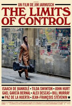 The Limits of Control - French Style ポスター