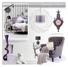 """""""Untitled #1279"""" by deeyanago ❤ liked on Polyvore featuring interior, interiors, interior design, home, home decor, interior decorating, Bloomingville, Christopher Knight Home, Best Home Fashion and Villeroy & Boch"""