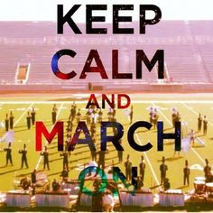 Marching band <3