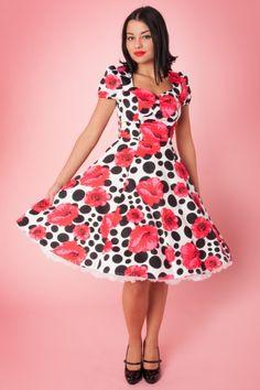jaren 60 jurken
