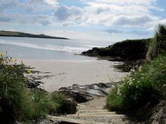 Nahe Clonakilty gibt es auch wunderschöne Sandstrände. Foto: Doris Strand, Ireland, Beach, Water, Outdoor, Pictures, Nice Asses, Gripe Water, Outdoors