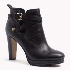 Tommy Hilfiger Lucy Ankle Boots - black (Schwarz) - Tommy Hilfiger Stiefel & Stiefeletten - detail-Bild 0