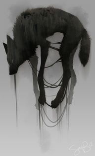 Loss by ~Sajira This reminds me of Peter and the Wolf...I can hear the music : )