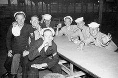 US Sailors WWII