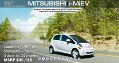 The 2017 Mitsubishi i-Miev is fuel efficient and eco-friendly. See why consumers are loving it! Mitsubishi Dealer, Mitsubishi Motors, Quebec, Water Powered Car, Hydrogen Car, Electric Transportation, Fuel Cell Cars, Lease Deals, Car Rental