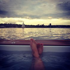 Hot tub boat. It's a thing. God, I love you Seattle. (Seconded! - Megan)