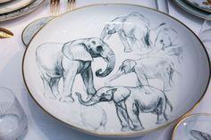 Le monde d'Hermès dans notre assiette