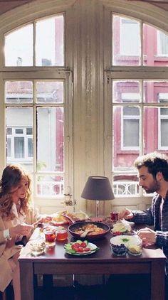 Look at the breakfast - - Couple Goals Tumblr, Couple Goals Cuddling, Closer To The Sun, Camera World, Best Documentaries, International Festival, Treasure Maps, Film Awards, Turkish Actors