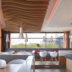 Restaurant Deichkind - StrandGut Resort St. Peter-Ording Travel To Do, The Good Place, Inspiration, Architecture, Places, Table, Furniture, Munich, Restaurants