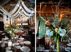 Feathers + Ruffles a la Modern Vintage at Sodo Park » Laurel McConnell Photography