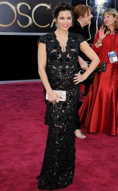 Jenna Dewan Tatum at the Academy Awards 2013 - Oscars
