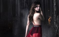 Nina dobrev in vampire diaries Hot Wallpapers at Hdwallpapersz.net