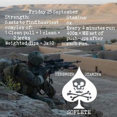 #SOFlete #CrossFit #MetCon #MilitaryAthlete #MilitaryFitness #CombatAthlete #TacticalFitness  #TacticalAthlete #SOFWod  #SEALFit #SpecialForces #LawEnforcement #OperatorFitness #SpecialOperations #SpecOps #FirstResponder #WeightLifting #Powerlifting #OlyLifting #FireFighter #OAFNation #WorkOut #Fitness #CrushEverything #WOD #VeteranOwned #MilitaryMuscle #SwimWOD #IronCulture #SOFPrep