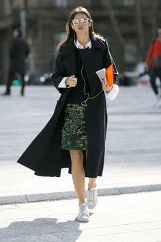 Mai indossare un capo in paillettes di giorno -cosmopolitan.it