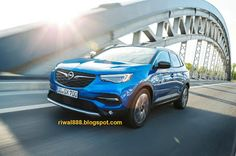 Riwal888 - Blog: The Contender: New Opel Grandland X Prices Start a...