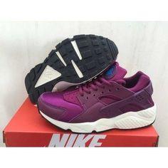 official photos 6ca8f 159df Nike Air Huarache Purple Burgundy Womens Shoes   huarache Huaraches Shoes,  Pumas Shoes, Adidas