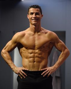 Pin for Later: 21 Hot, Shirtless Stars You Need to Admire Right Now Cristiano Ronaldo Cristiano Ronaldo 7, Cristiano Ronaldo Body, Christano Ronaldo, Cristiano Ronaldo Wallpapers, Ronaldo Football, Lionel Messi, Cr7 Messi, Neymar, Larry Fitzgerald