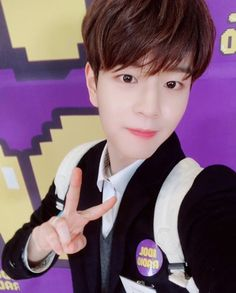 cute student named seungmin Lee Min Ho, Fandom, Kim Woo Jin, Stray Kids Seungmin, Kids Icon, Chubby Cheeks, Old Cats, Baby Puppies, Ji Sung