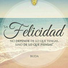 """Y hoy empezamos este #miércoles con pensamientos muy positivos.  Tenemos un gran día para llenarlo de #felicidad y #momentos #felices.  Porque la #felicidad también  está en las pequeñas #acciones, en los #pequeños detalles, que juntos forman momentos.   #Pensamos, #actuamos y #creamos #felicidad......porque la vida es simplemente #maravillosa y una de las claves es:     """"BAILAR AL RITMO DE LA VIDA""""  Ana Vidal. Nutrición, dietètica y motivación."""