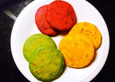 Savoir Faire: Receta de arepas fit multicolores